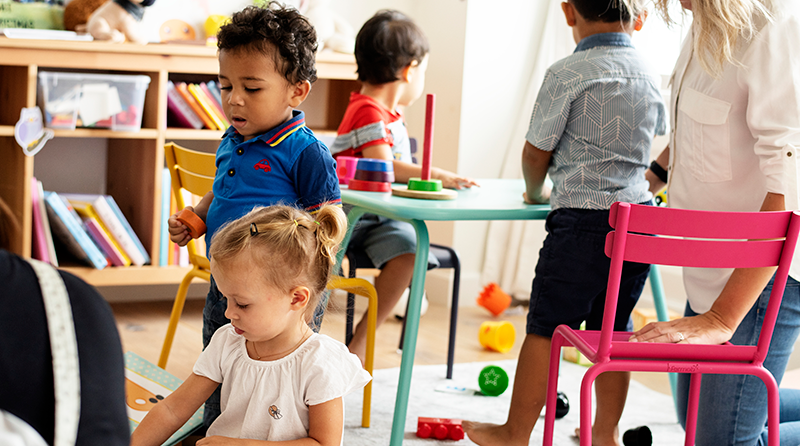 "Funded childcare for two year olds ""top priority"" at next election"