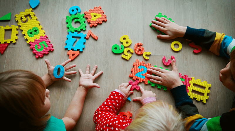 Early Learning Goals: confusion with counting to 20 … and the removal of 'shape, space and measure'