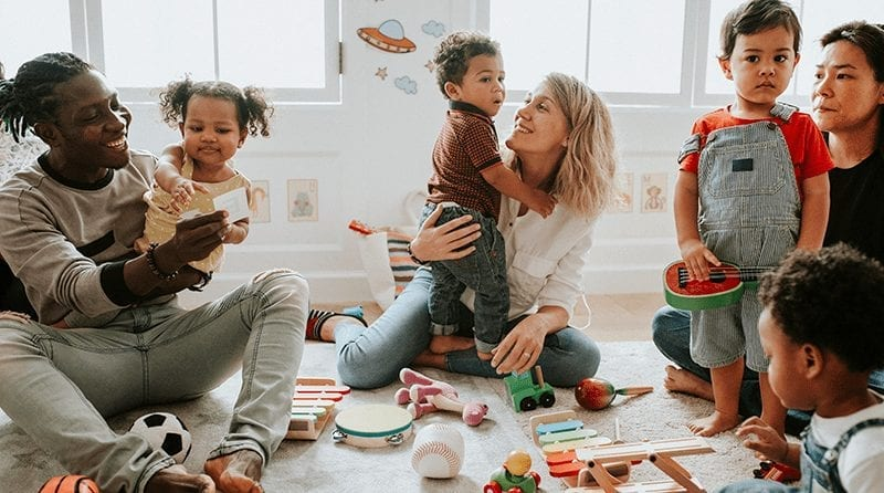 Childcare Courses, Tips for easier and happier transition times