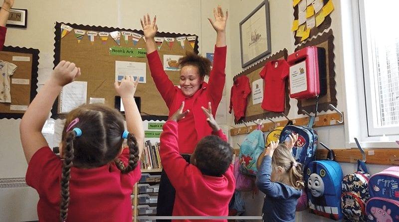 National Apprenticeship Week 2020, Childcare Apprentice Blog