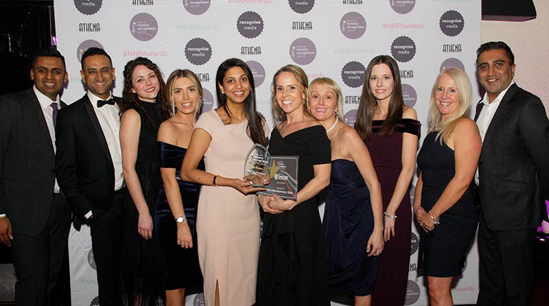 National Nursery Recognition Awards 2020