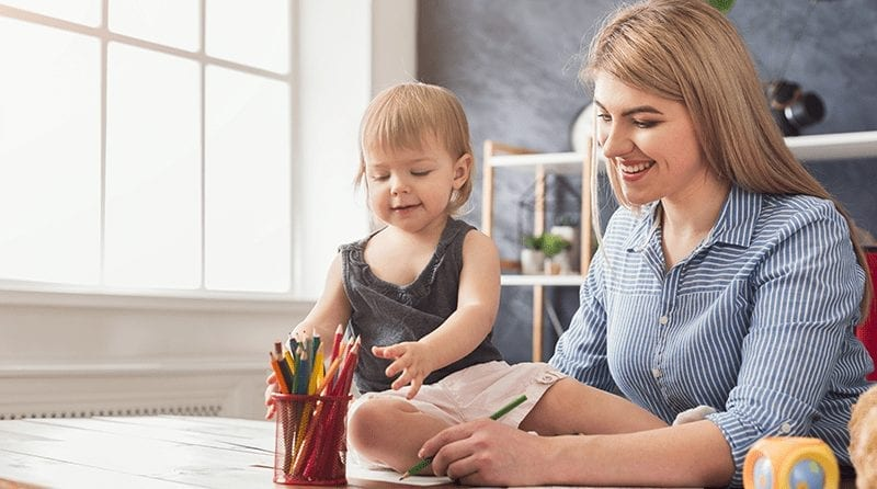 Four things you can do to help your children get used to learning
