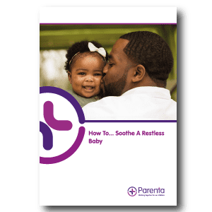 How to Soothe a restless baby, how to deal with tired baby, how to support a restless baby