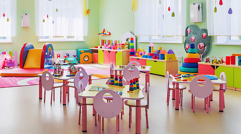 Multi-million package announced for maintained nursery schools