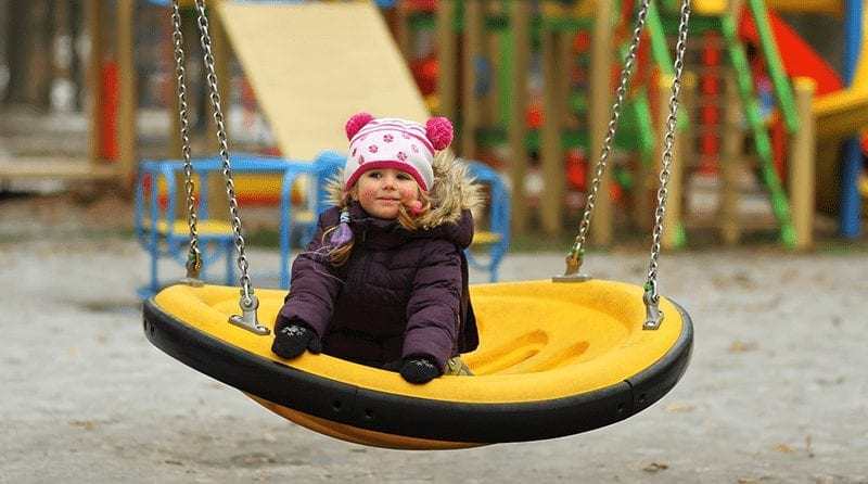 The Importance Of Outdoor Play For Children's Physical & Mental Wellbeing