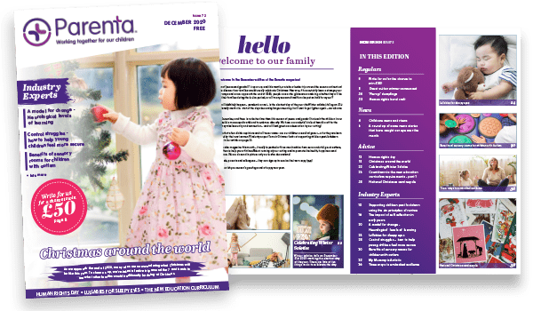 Parenta Magazine December 2020