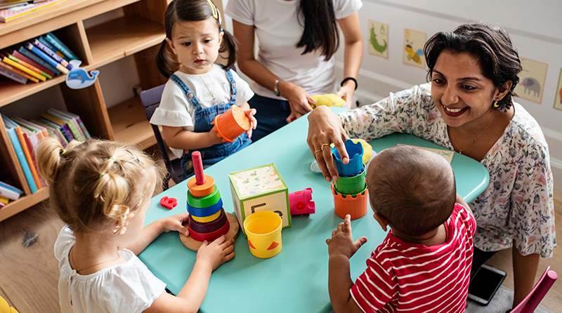 Childcare settings will not have to carry out EYFS profile in 2021
