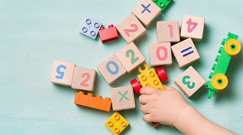 Meeting maths early learning goals with musical songs and games