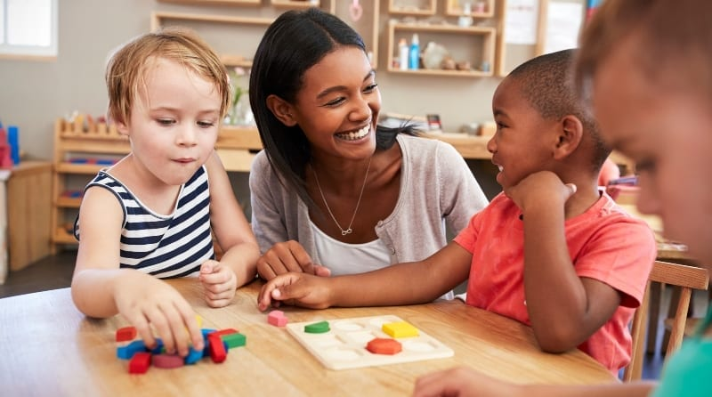Lessons to teach children