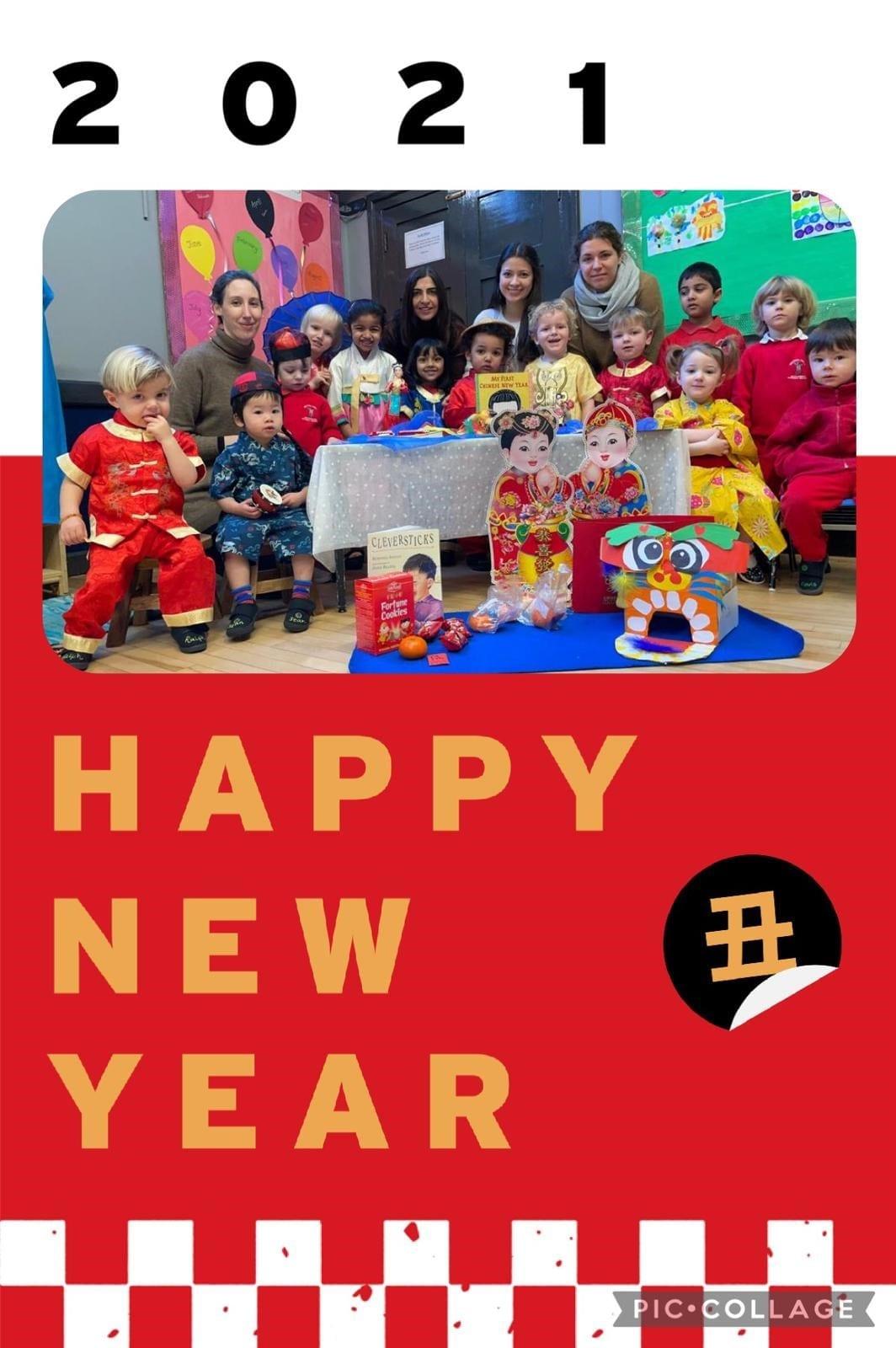 Milton hall celebrate Chinese new Years