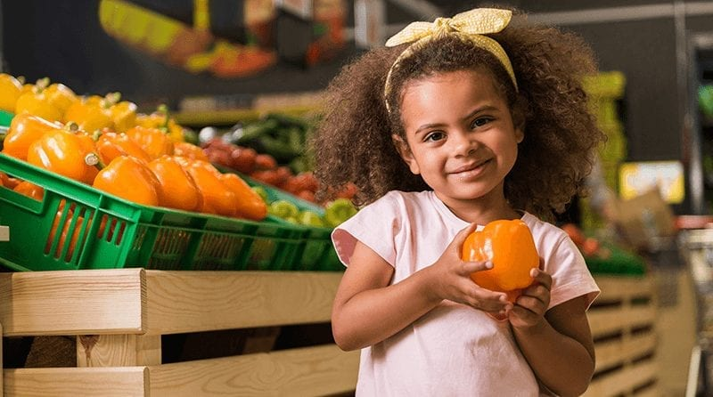 Priority shopping slots for nurseries