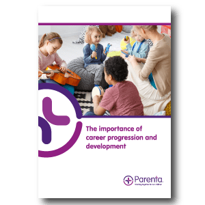 The importance of career progression and development