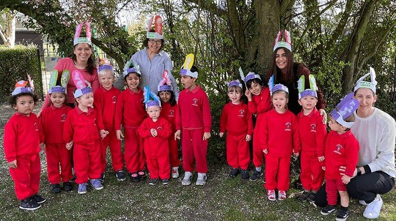 Milton Hall Montessori Nursery School